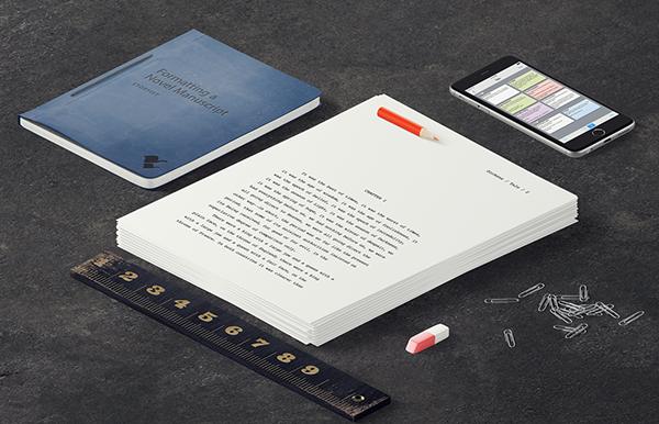 Storyist - How to Format a Novel Manuscript